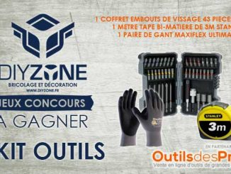 DIY ZONE Kits d'outils concours